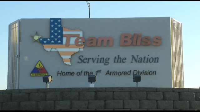 Approximately 1,500 Fort Bliss soldiers deployed to Afghanistan