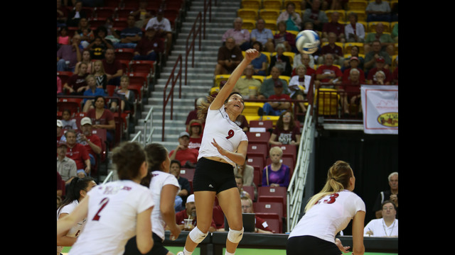 Crucial Matches Await NM State Volleyball at Home