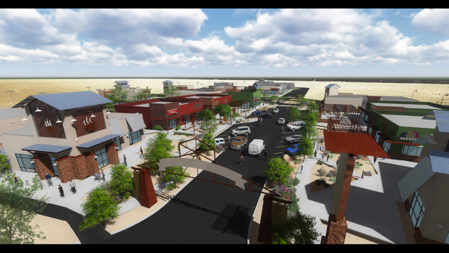 Canyons at Cimarron Bringing 'Casual Lifestyle'