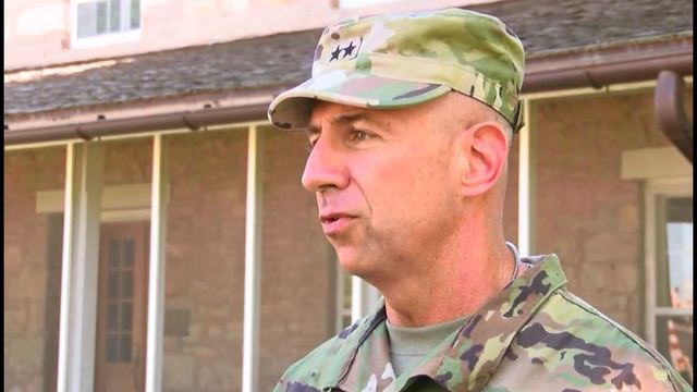 Army rules former Fort Bliss Major General's death a suicide