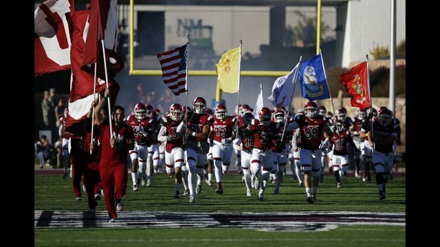 NMSU football sets home and home series with Wyoming