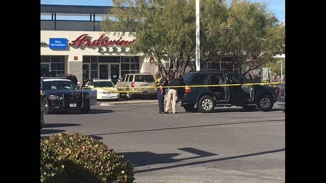 EPPD investigating possible  Assault in West El Paso Parking lot