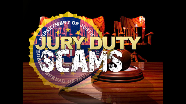 EPCSO Warns of Potential Jury Duty Scam