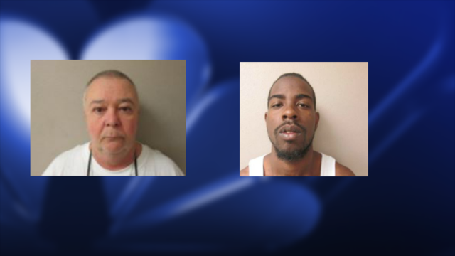 EPCSO: Two Wanted Sex Offenders Captured