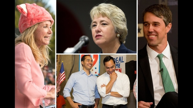 Texas Democrats begin to plot out strategy for 2018 midterms