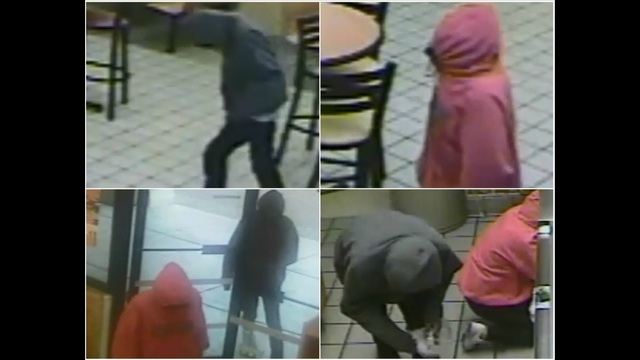 Man, Woman Suspected in Valentine's Day Subway Robbery