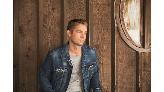 Rising Country star Brett Young kicks off Freedom Crossing concert series