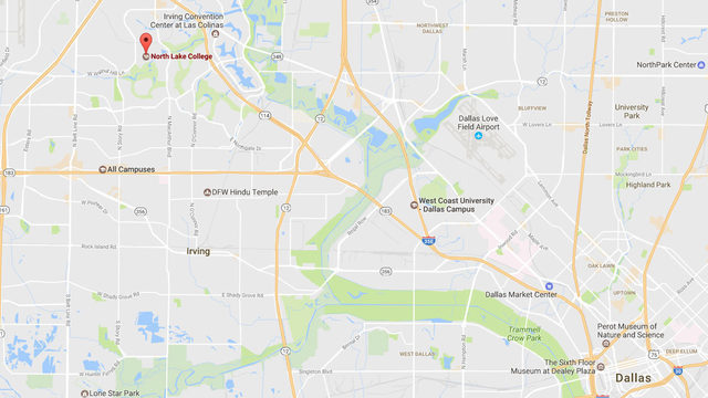Police say 2 dead including shooter at North Lake College in Texas
