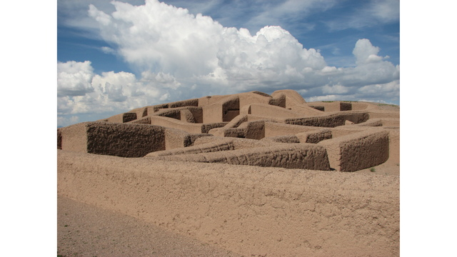 El Paso Museum of Archaeology opens exhibit:  Paquimé and the Casas Grandes Culture