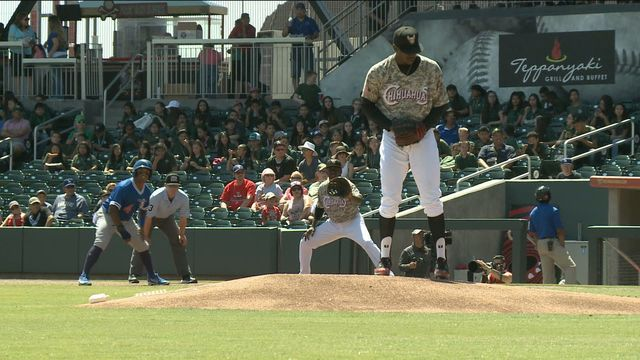 Chihuahuas Add Fireworks to July 2nd Game