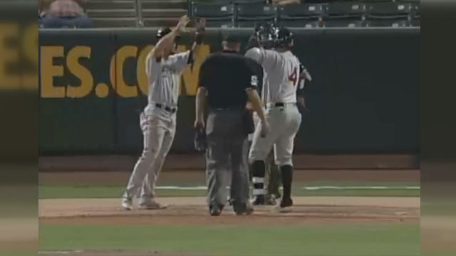 Chihuahuas back at .500 with 11-5 win over Fresno