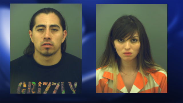 EPPD: One car, two DWI drivers arrested