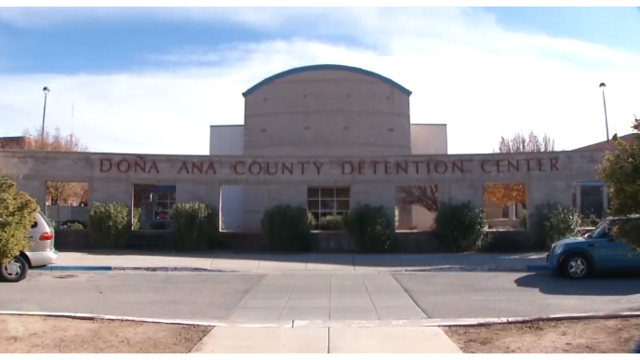 Drug charges filed against Doña Ana County Jail Director Barela