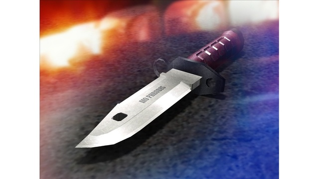 Overnight stabbing lands one person in hospital