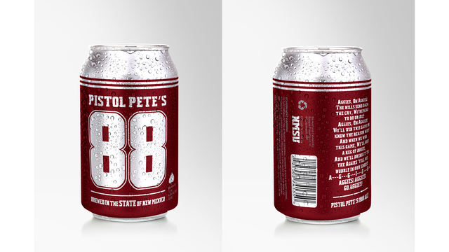 NMSU now has a beer of its own