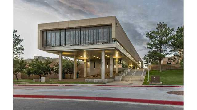 EPCC opens new architecture building