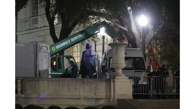 Confederate Statues Are Coming Down At The University Of Texas
