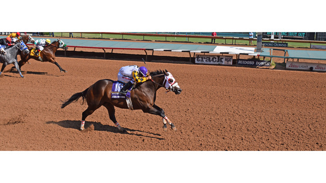 $350,000 Championship at Sunland Park leads stakes races this weekend