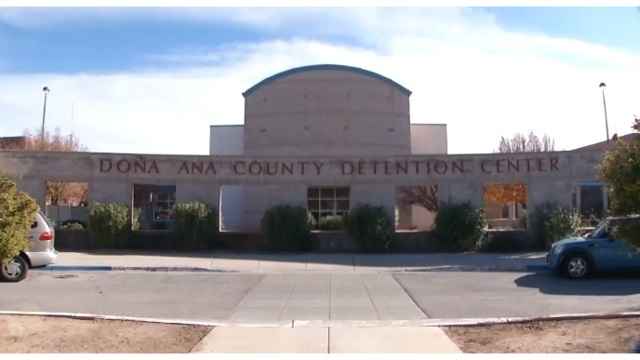 Doña Ana County jail director resigns after drug charges
