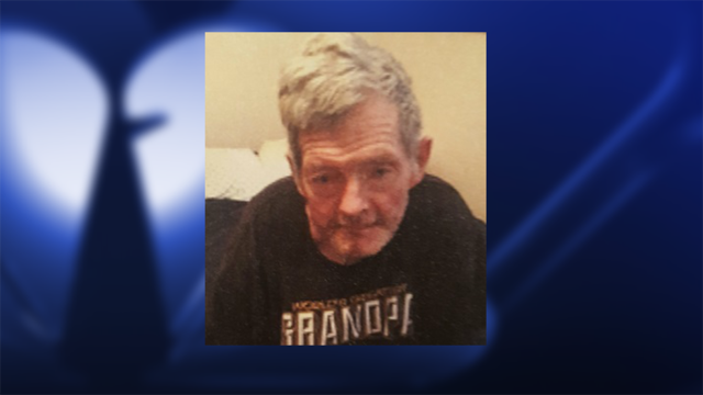 UPDATE: Silver Alert canceled for missing man with Alzheimer's