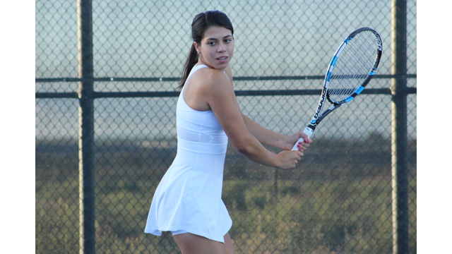 NMSU Women's Tennis Concludes Play at ITA Regionals