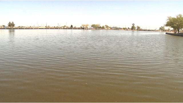 Ascarate Lake restocked ahead of fishing tournament