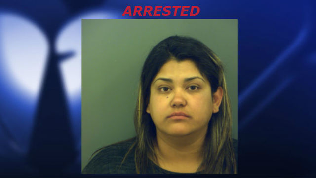 Woman arrested for allegedly making false child abuse report