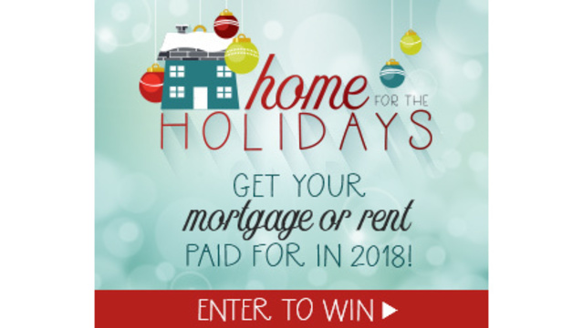 Home for the Holiday Giveaway