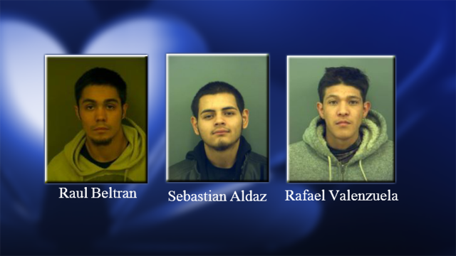 Third suspect charged with shooting off-duty Border Patrol agent
