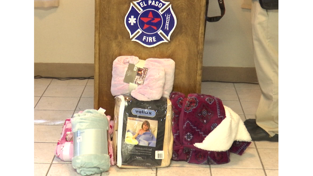 Annual winter safety and blanket drives kicks off