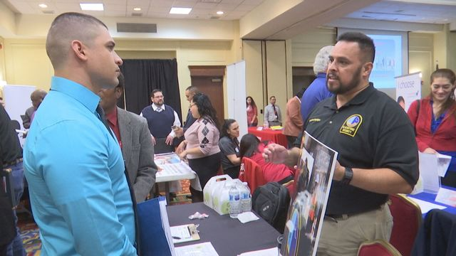 6th annual 'Red, White and You' job fair held in El Paso