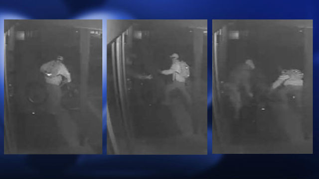 Two men sought for burglarizing Crazy Cat Cyclery
