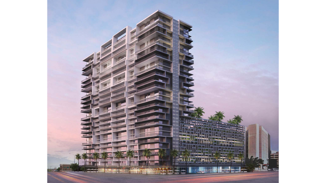26-Story Tower Proposed for Downtown El Paso