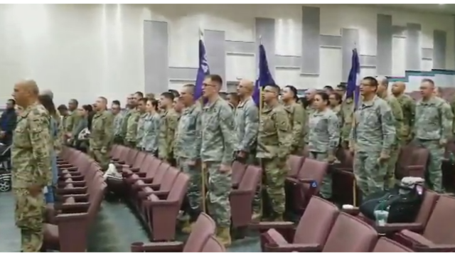 Fort Bliss soldiers welcomed home from Central America