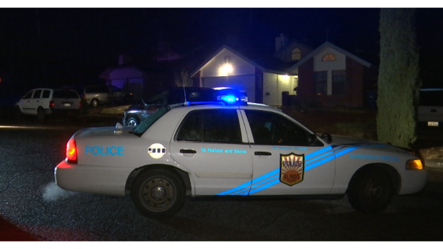 Gang Unit investigates overnight drive-by shooting