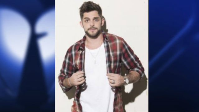 Country star Thomas Rhett to perform in Las Cruces