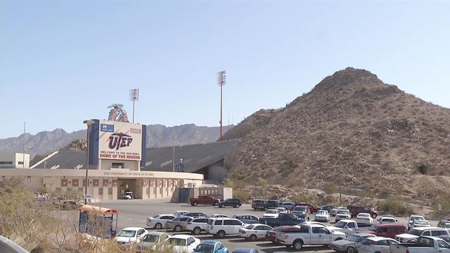 UTEP's Sun Bowl named one of the most scenic college stadiums