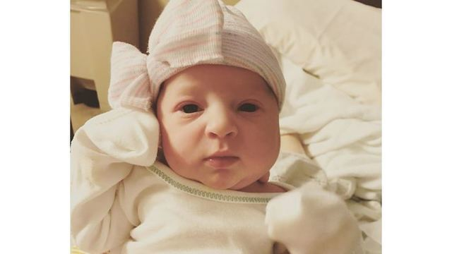 Woman, 26, gives birth to baby who spent 24 years as frozen embryo