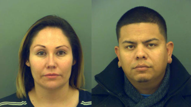 Man, woman arrested for animal cruelty
