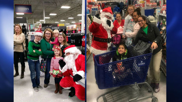 Academy donates holiday shopping sprees to Fort Bliss families