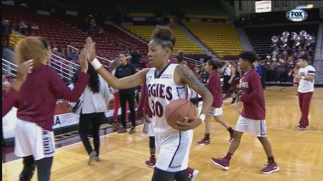 NMSU Women's Basketball to Host Two Crucial WAC Contests
