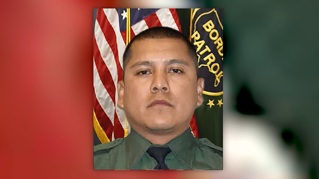 Federal Bureau of Investigation  says no evidence of attack on dead Border Patrol agent