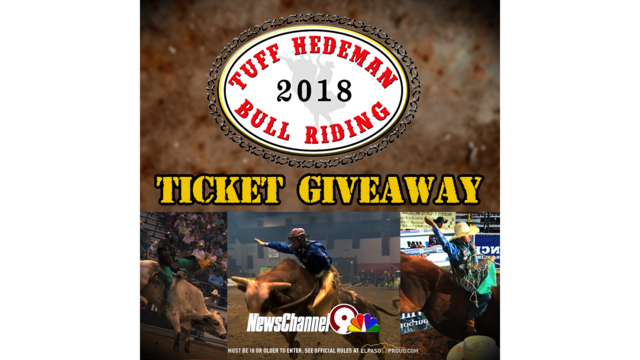 Tuff Hedeman Ticket Giveaway