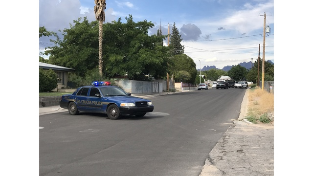 LCPD: One dead after officer-involved shooting in Las Cruces