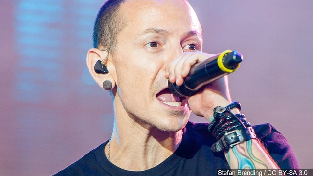 REPORTS: Linkin Park singer dead from apparent suicide