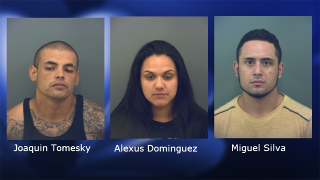 West El Paso motel investigation leads to arrest of three