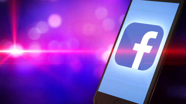 Law enforcement warning not to share viral Facebook post showing child porn