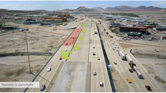 27-hour closure coming to West El Paso Sunday