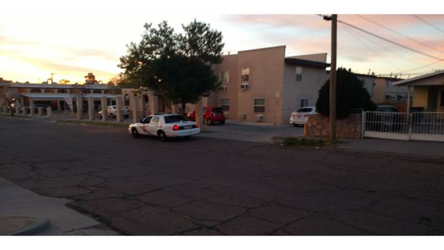 EPPD respond to shooting in Northeast El Paso
