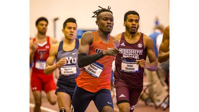 Saruni makes fifth straight appearance on Bowerman Watch List
